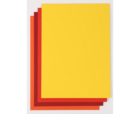 Farb-Harmonie-Set mit 40 Bogen 220 g-m-3