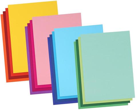 Farb-Harmonie-Set mit 40 Bogen 220 g-m-1