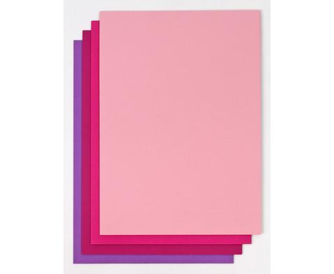 Farb-Harmonie-Set mit 40 Bogen 300 g-m-4
