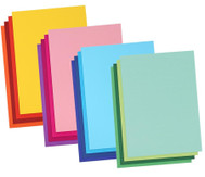 Farb-Harmonie-Set mit 40 Bogen, 300 g/m²