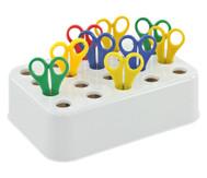 Scherenständer aus Kunststoff