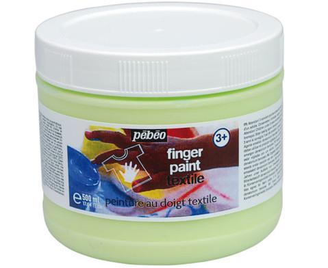 Finger-Stoffmalfarbe 500 ml-12