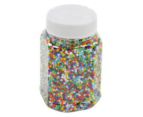 Glasperlen  2mm 500g