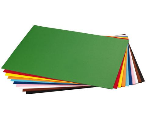 125 Bogen Fotokarton 50 x 70 cm- kleines Set