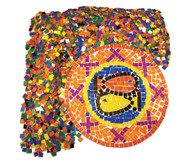 Papier Mosaikplättchen 10.000 Stück