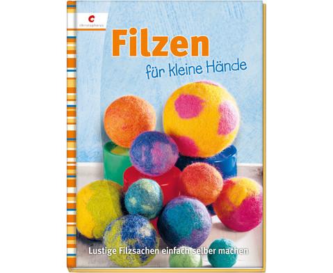 Buch Filzen fuer kleine Haende-1