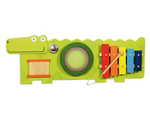 Wandspiel Krokodil-1