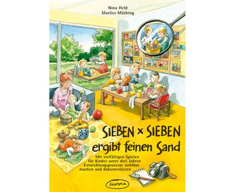 SIEBEN x SIEBEN ergibt feinen Sand-1