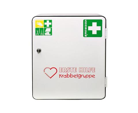 Erste-Hilfe-Verbandsschrank Krabbelgruppe-2