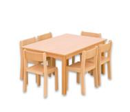 Möbel-Sparset Ortho - Sitzhöhe 38 cm
