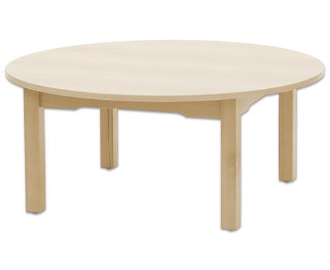 Runder Tisch 46 cm hoch