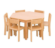 Möbel-Sparset Trapo - Sitzhöhe 26 cm