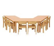 Möbel-Sparset Padma - Sitzhöhe 42 cm