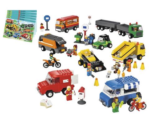 LEGO Education Fahrzeuge