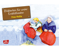 Bildkarten: Frau Holle