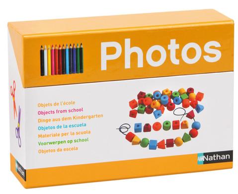 50 Bildkarten Grundwortschatz Kindergarten-Schule-1