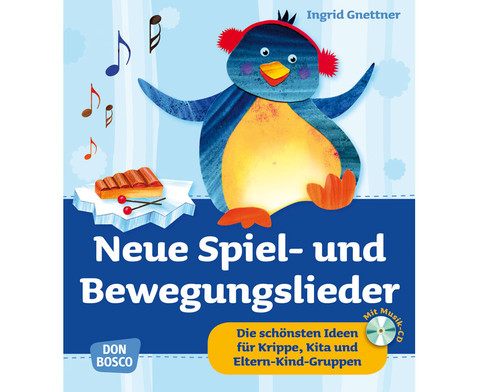 Buch Neue Spiel- und Bewegungslieder-1