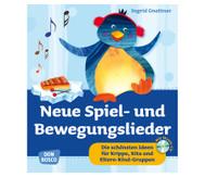 Buch: Neue Spiel- und Bewegungslieder