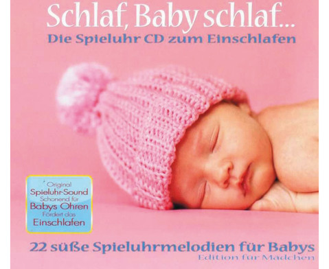 Die Spieluhr-CD zum Einschlafen-1