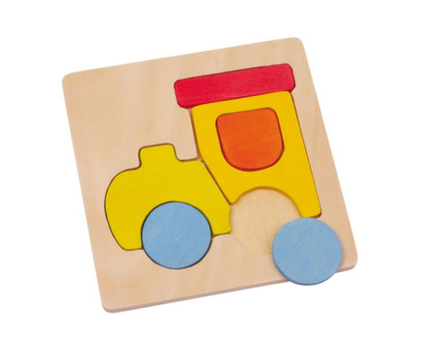 Puzzle Transportmittel 4er Set-3
