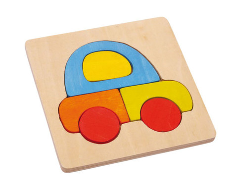 Puzzle Transportmittel 4er Set-4