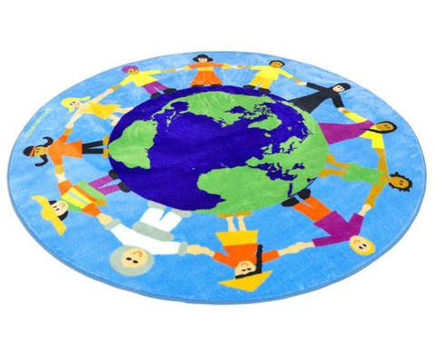 Teppich Kinder der Welt-1