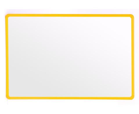Wandspiegel gelb-1