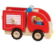 "Holzfahrzeug ""Feuerwehrauto"""