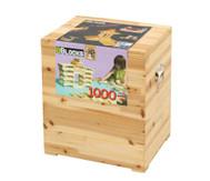 Hopla Bau-Kiste - 1000 Stück