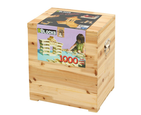 Hopla-Baukiste 1000 Brettchen