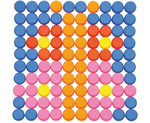 Knopf-Steckspiel 1010 Teile-3