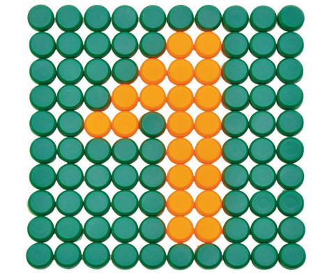 Knopf-Steckspiel 1010 Teile-5