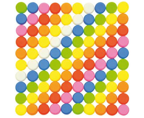 Knopf-Steckspiel 1010 Teile-7