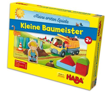 Meine ersten Spiele - Kleine Baumeister-1