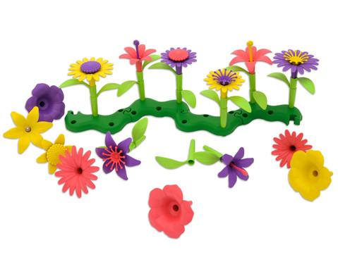 Blumen-Steckspiel 44-teilig