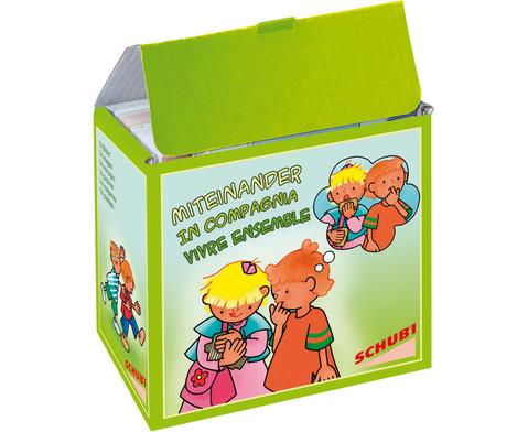 Bilderbox Miteinander - 74 Bildkarten-1