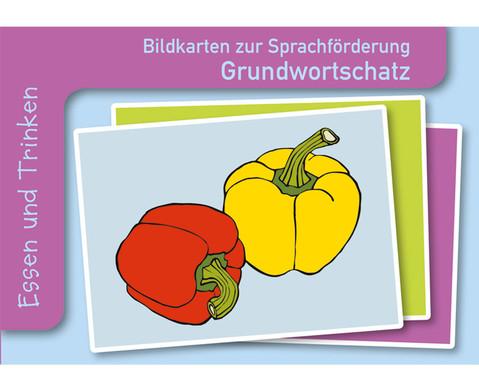Essen  Trinken Sprachfoerderung mit Bildkarten-1