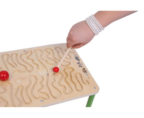 Spieltisch Magnetparcours-3
