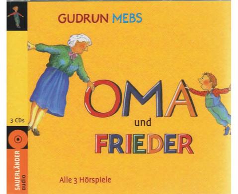 Oma und Frieder CD-1