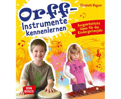 Sinnberg - Grundschule Bad Kissingen - Instrumente ausprobieren