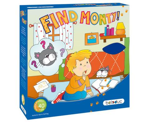 Spiel Find Monty-2