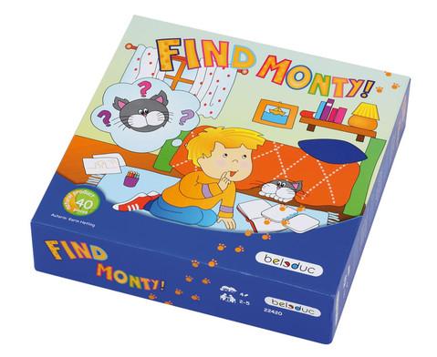 Spiel Find Monty-1