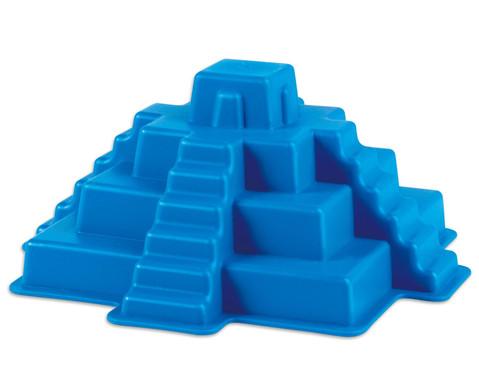 Sandform Maya Pyramide-3