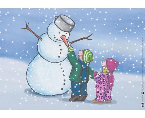 Bildkarten Die Jahreszeiten erleben mit Emma und Paul-3