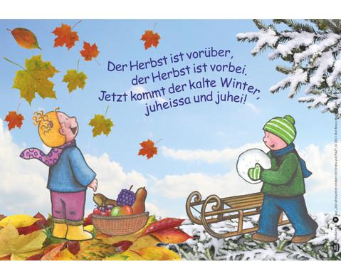Bildkarten Die Jahreszeiten erleben mit Emma und Paul-4