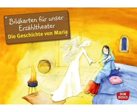 Bildkarten Die Geschichte von Maria