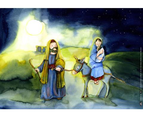 Bildkarten Die Geschichte von Maria-3