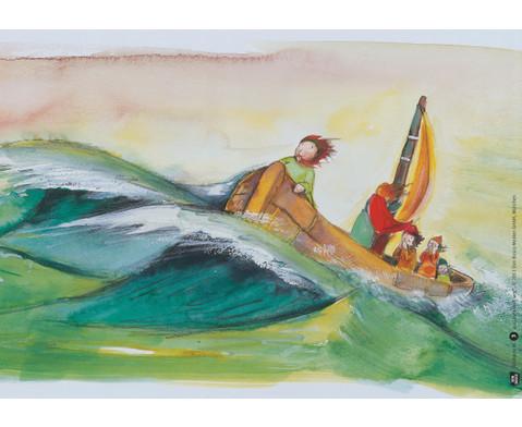 Bildkarten  Jona laeuft weg-4
