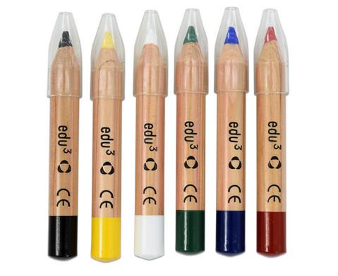 Schminkstifte Basis-Set-1