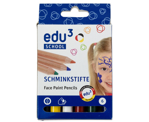 Schminkstifte Basis-Set-2